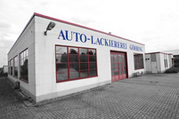 Auto- Lackiererei G�hring -  Arnstadt in Th�ringen